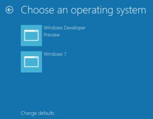 новый загрузчик в windows 8