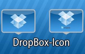 альтернативные иконки dropbox