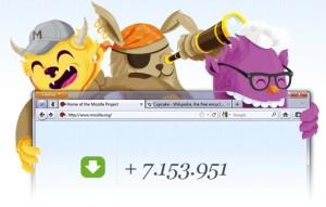 вышла новая версия Firefox 4