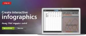 сервис для создания инфографики