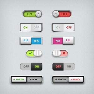psd-файл с кнопками