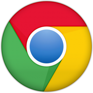 логотип хрома