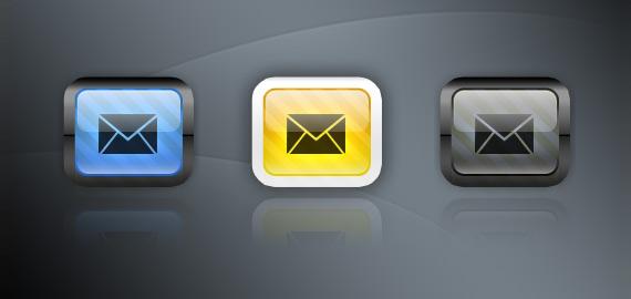 почтовые иконки