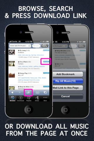 какую программу скачать на айфон для скачивания музыки из контакта - фото 10