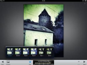 как отредактировать фото на Ipad