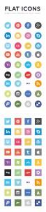 скачать социальные иконки