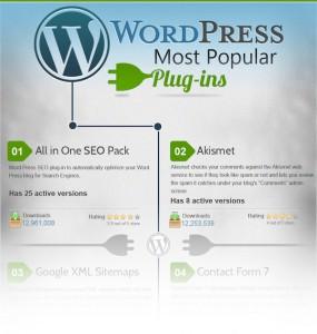 30 популярных плагинов для WordPress