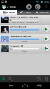 скачать utorrent android