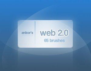 вебдванольные кисти для фотошопа