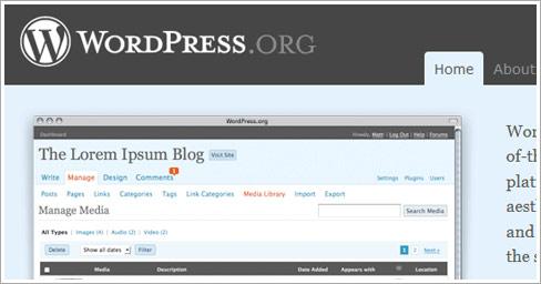 Wordpress 2.5 stable скачать